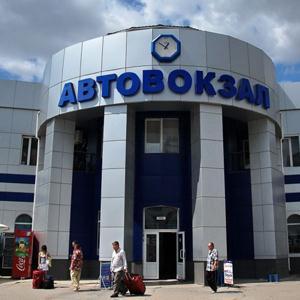 Автовокзалы Перми