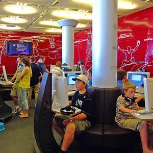 Интернет-кафе Перми