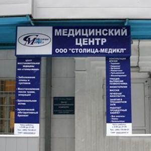 Медицинские центры Перми