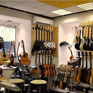 Музыкальные магазины Перми