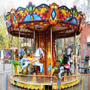 Парки культуры и отдыха Перми