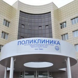Поликлиники Перми