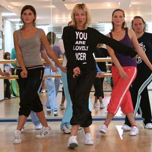 Школы танцев Перми