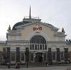 Железнодорожные вокзалы в Перми