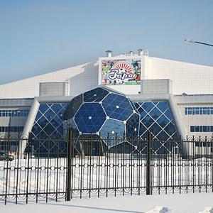 Спортивные комплексы Перми