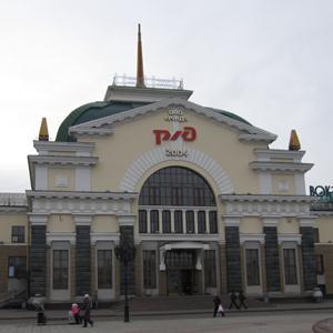 Железнодорожные вокзалы Перми